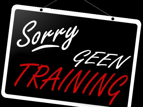 Geen-training