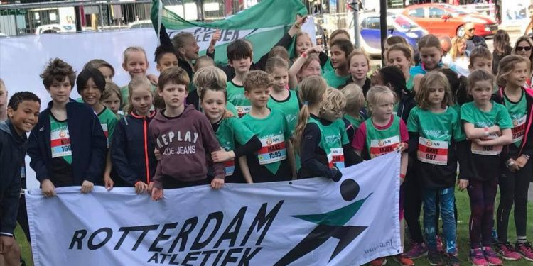 kidsrun marathon 2017