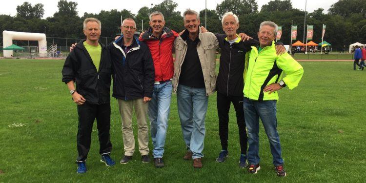 M65 team Ekiden 2017