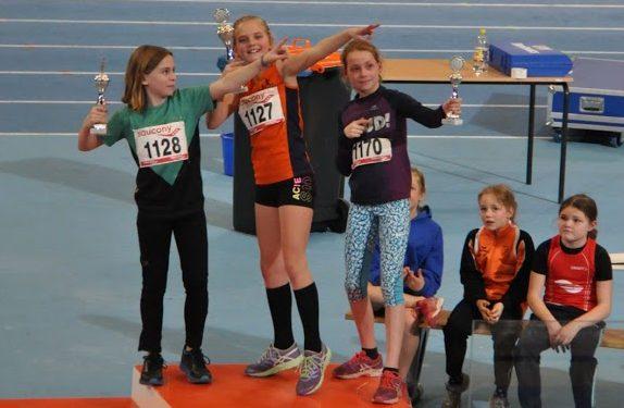 Georgina Taylor 2e van NL 2018