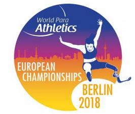 2018 EK para-atletiek
