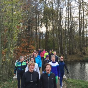 Training in 2-heuvelenpark