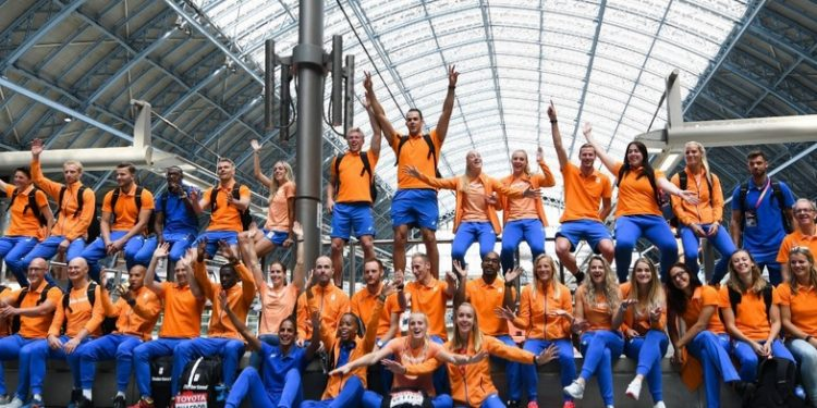 Team NL 2018