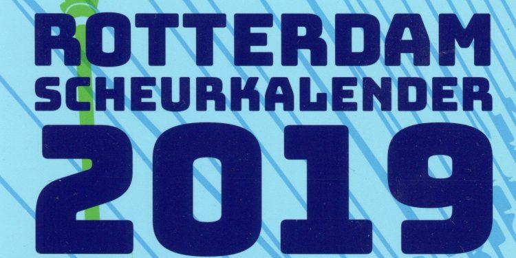 Rotterdam Scheurkalender (Medium)