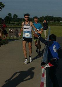 Alex Olieman 100 km