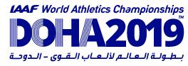2019 Logo WK Doha
