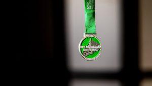 20191208 Bruggenloop medaille